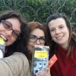 """3 """"sfinte cititoare"""" (2 Georgioane + o Marie) :)"""