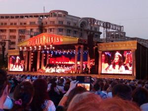 O soprana din Brazilia